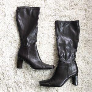 ALDO Tall Brown Boots